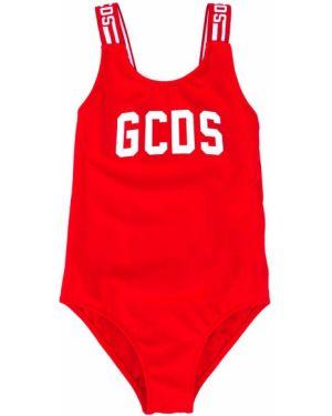 Купальник красный Gcds Kids