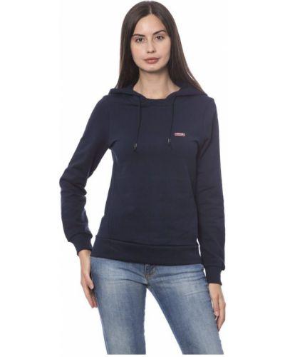 Sweter z kapturem Roberto Cavalli Sport