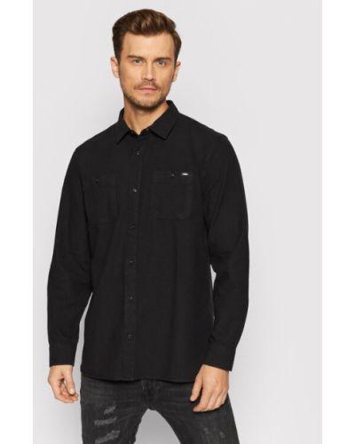 Koszula jeansowa - czarna Vans