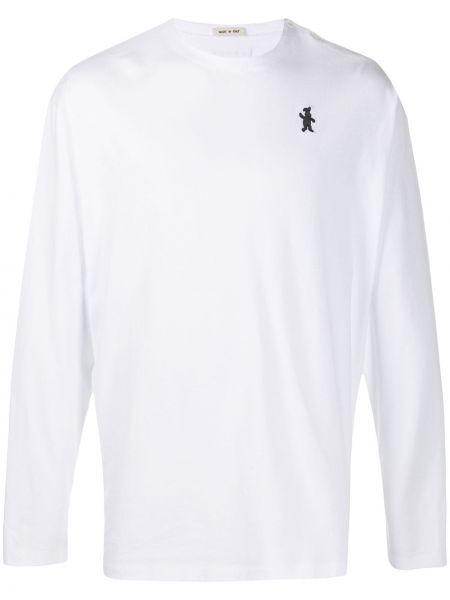 Koszula z długim rękawem prosto długa Marni