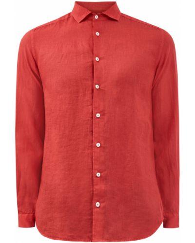 Красная рубашка на пуговицах Mc2 Saint Barth