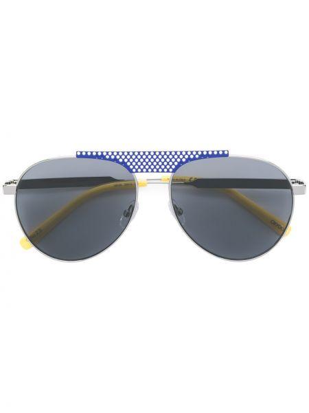 Солнцезащитные очки металлические с завязками Oxydo