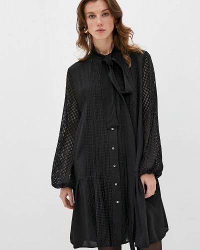 Повседневное платье - черное N°21