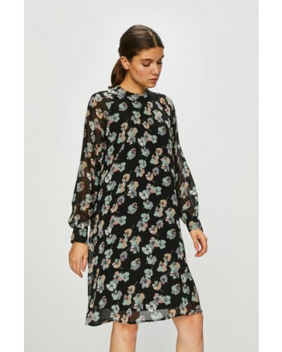 Платье миди прямое на молнии Jacqueline De Yong