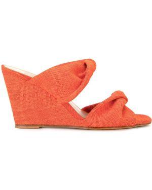 Оранжевые слипоны Maryam Nassir Zadeh