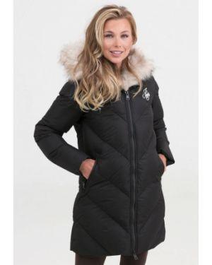Утепленная куртка - черная Jan Steen