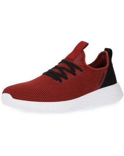 Яркие кроссовки - красные Demix