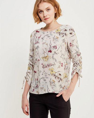 Бежевая блузка Zarina
