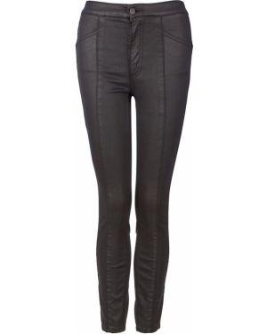Укороченные джинсы черные Calvin Klein Jeans