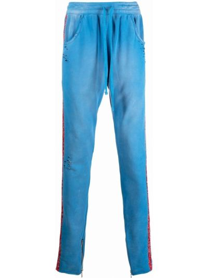 Niebieski dres bawełniany Alchemist