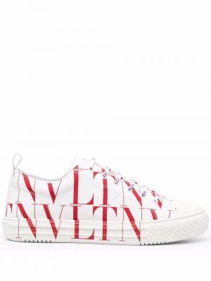 Białe sneakersy Valentino Garavani