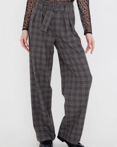 Повседневные серые брюки Gregory