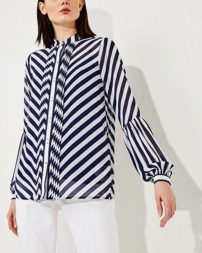 Синяя блузка Michael Michael Kors