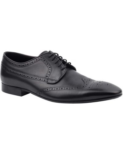 Черные туфли Armani Collezioni