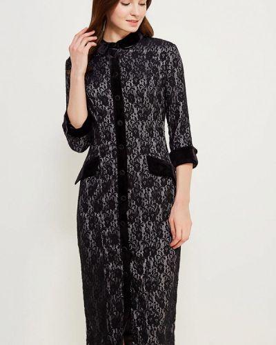 Платье - черное Isabel Garcia