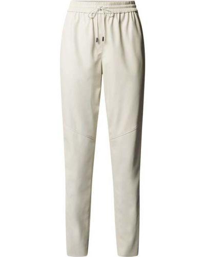Białe spodnie Marc Cain