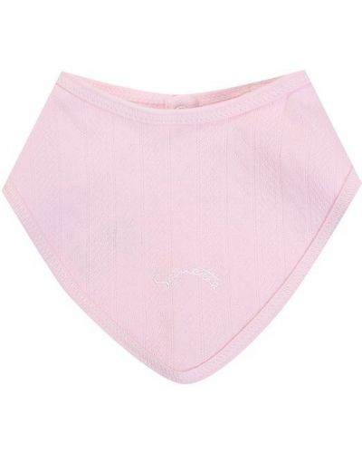 Розовый нагрудник Sanetta Fiftyseven