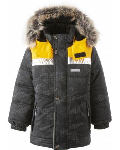 Зимняя куртка черная Mothercare