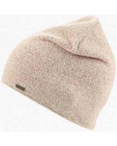 Коричневая шапка осенняя Ferz