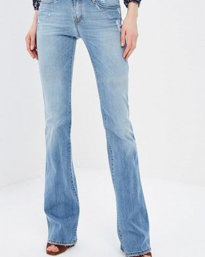 Голубые джинсы Met