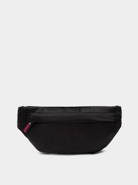 Поясная сумка - черная Tommy Hilfiger