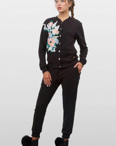 Спортивные брюки черные весенний O&j