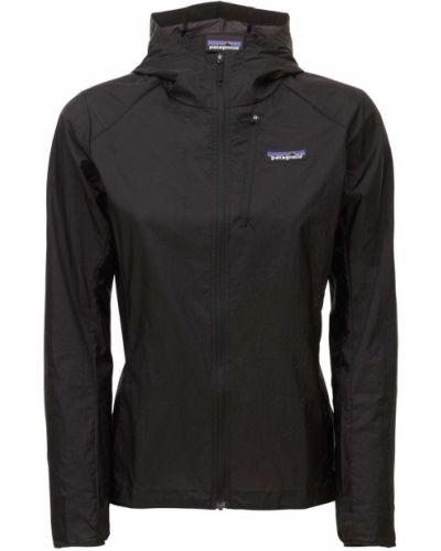 Нейлоновая куртка - черная Patagonia