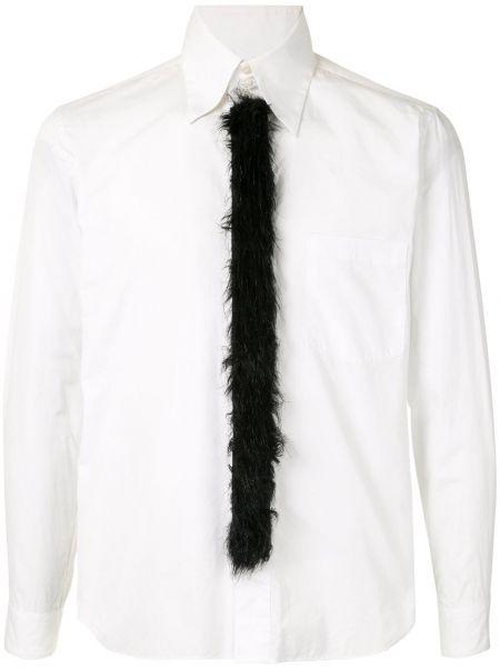Koszula z długim rękawem klasyczna prosto Comme Des Garçons Pre-owned