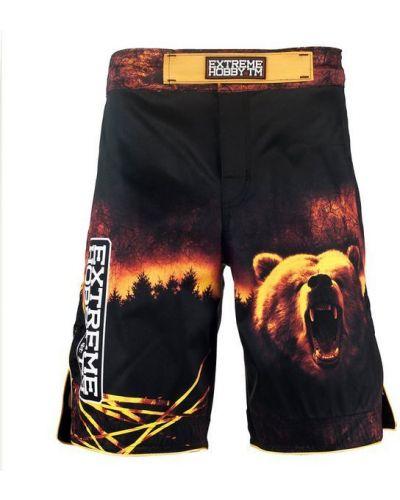 Спортивные шорты черные Extreme Hobby
