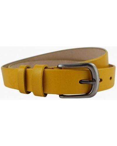 Желтый ремень Stilmark