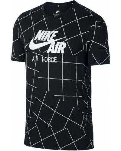 Футболка с принтом прямая Nike