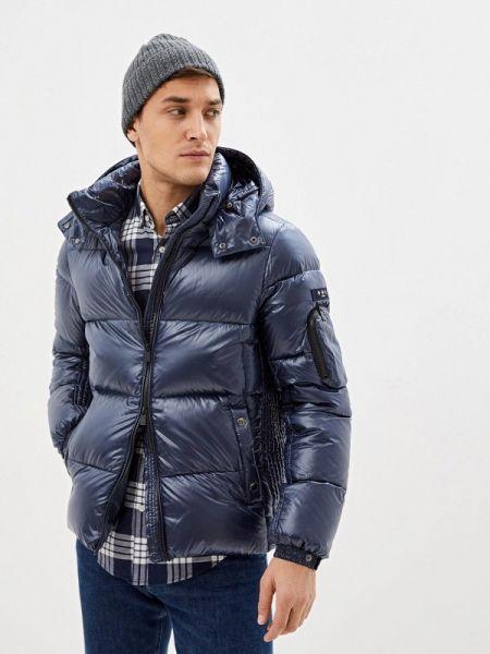 Синяя зимняя куртка Tatras