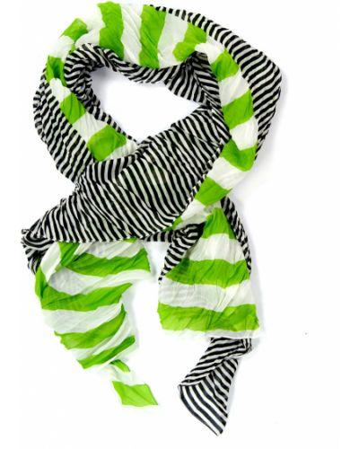 Зеленый шарф весенний Passigatti