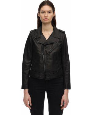 Куртка байкерская с манжетами Schott
