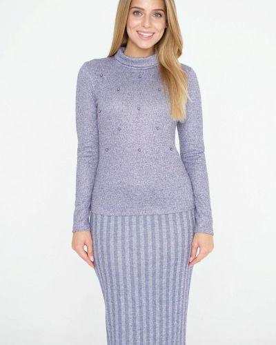 Костюм вязаный фиолетовый Eliseeva Olesya