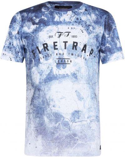 T-shirt z printem Firetrap