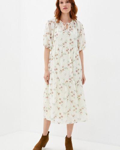 Прямое белое платье Levi's®