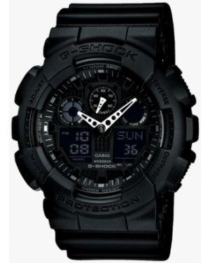 Часы черный электронные Casio