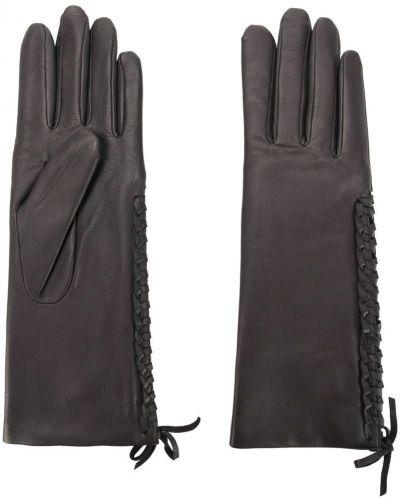 Перчатки серые Agnelle