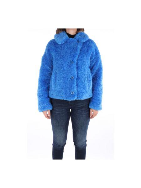 Niebieski płaszcz Oof Wear