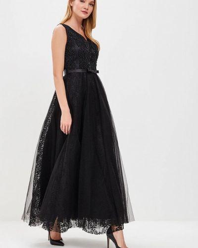Черное платье Paccio