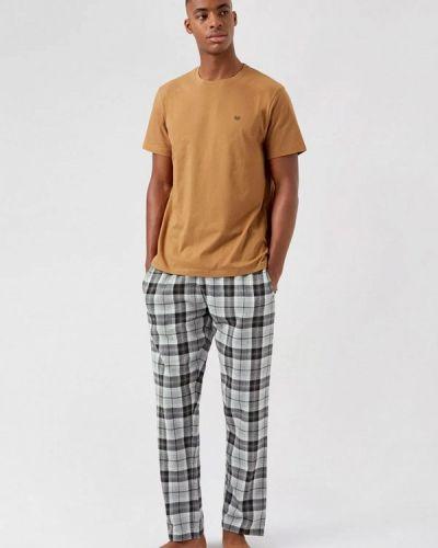 Пижама - серая Burton Menswear London