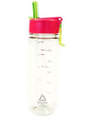 Бутылка для воды спортивная розовый Reebok