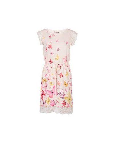 Повседневное платье розовое Twinset