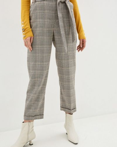 Классические брюки - серые Silvian Heach