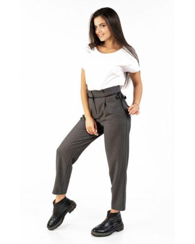 Повседневные модные брюки с карманами Mari-line