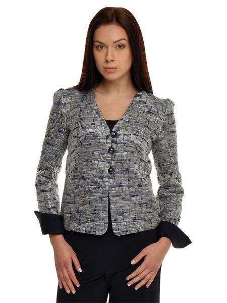 Шелковый пиджак Armani Collezioni