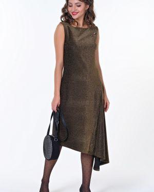 Платье платье-сарафан с люрексом Valentina