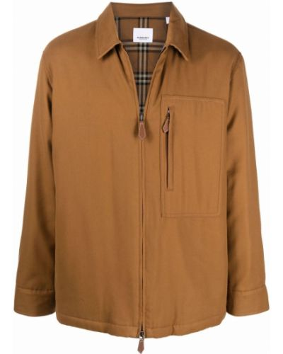 Klasyczna koszula - brązowa Burberry