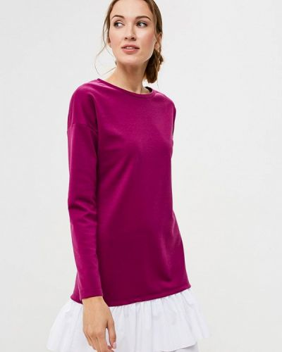 Платье осеннее фиолетовый Vittoria Vicci